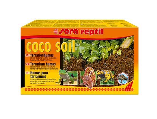 Sera reptile coco soil